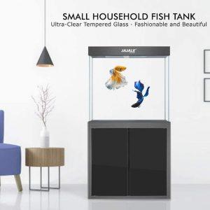 This is JAJALE Aquarium Fish Tank LED Light - Best 55 gallon fish tank with multi-colors option!