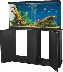 55 gallon fish tank stand