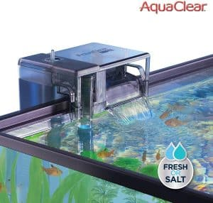 best filters for 100 125 gallons aquariums