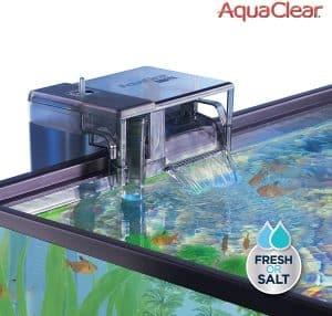 filter for 20 gallons aquarium