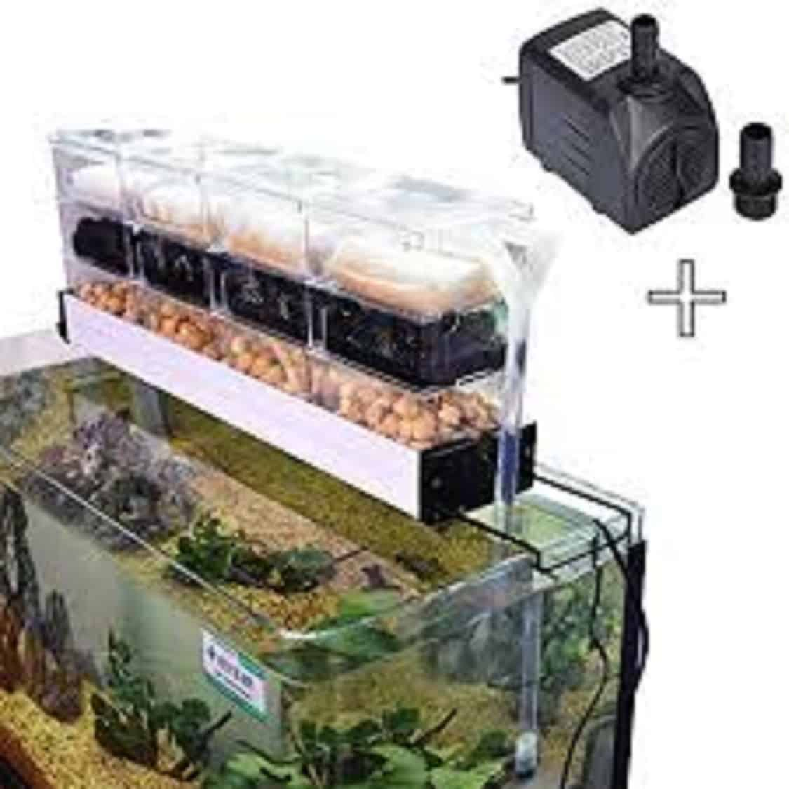 Best Filters For 100-125 Gallon Aquariums